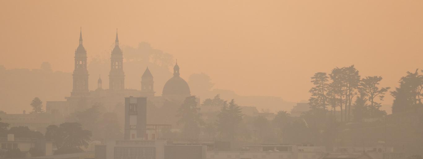 Photo of San Francisco Air Pollution